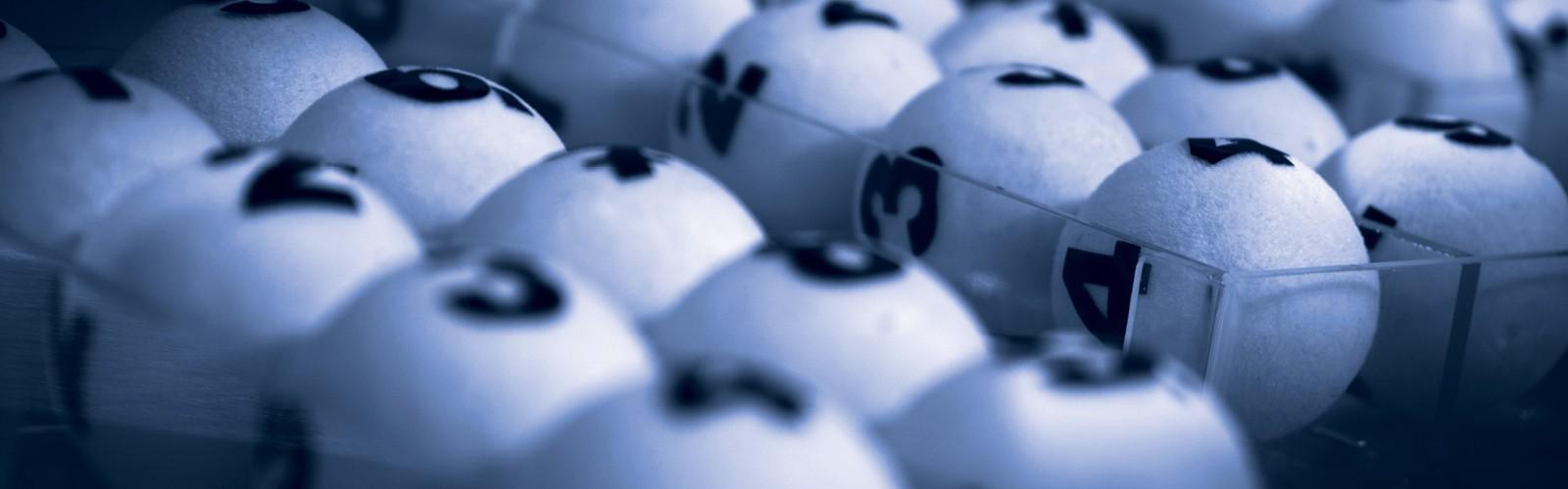 Numbers Lottery Legislation