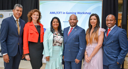- 2019 AML/CFT in Gaming Workshop 2019