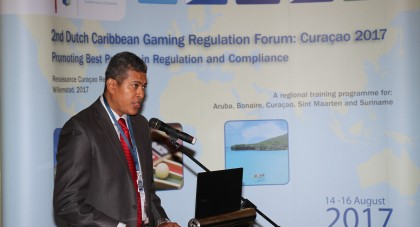 - 2nd Dutch Caribbean Gaming Regulation Forum 2017